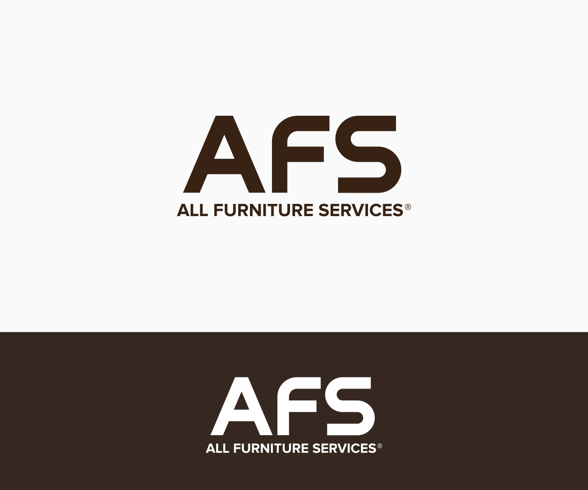 Logo Design By B8 For AFS All Furniture Services   Logo   Design #14138400