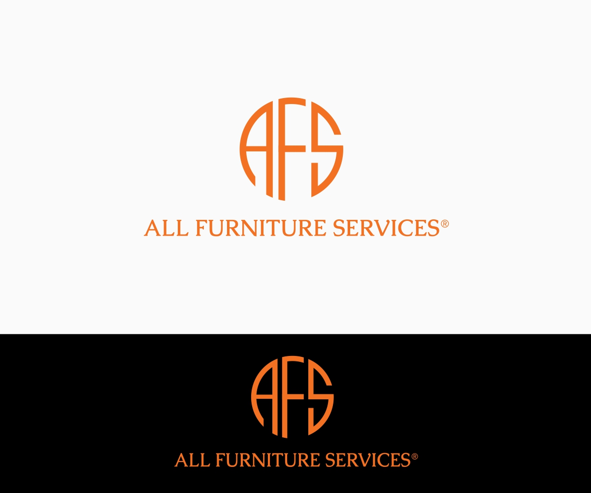 Logo Design By B8 For AFS All Furniture Services   Logo   Design #14228446