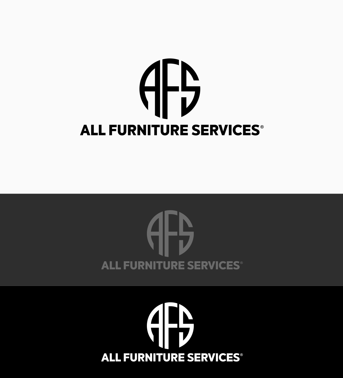 Logo Design By B8 For AFS All Furniture Services   Logo   Design #14258599