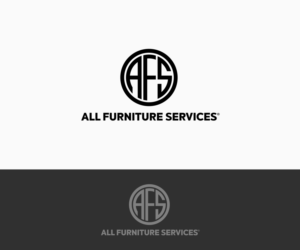 Professional Upmarket Logo Designs For Afs All Furniture