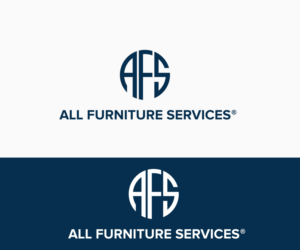 Logo Design (Design #14260578) Submitted To AFS All Furniture Services    Logo (