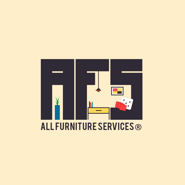 Logo Design By Reymundomarcelino For AFS All Furniture Services   Logo    Design #14238516