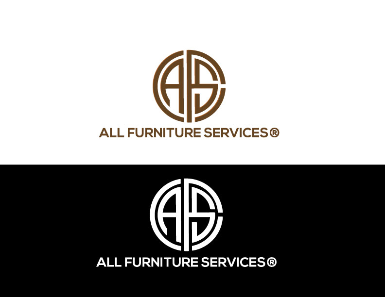 Logo Design By Luiceenric For AFS All Furniture Services   Logo   Design  #14192675