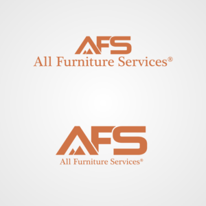 Logo Design (Design #14131206) Submitted To AFS All Furniture Services    Logo (
