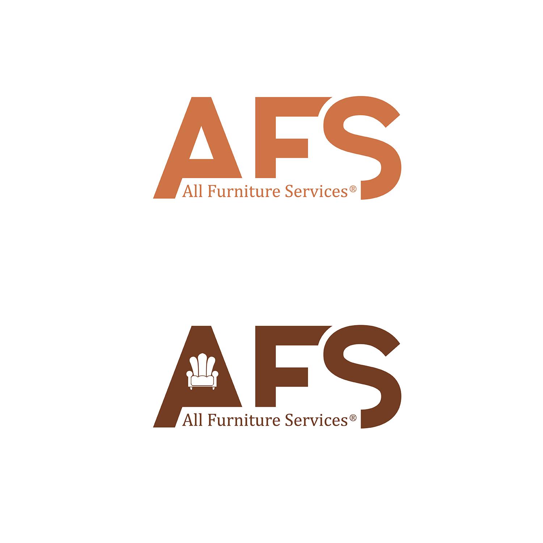 Professional Upmarket Furniture Logo Design For Afs All