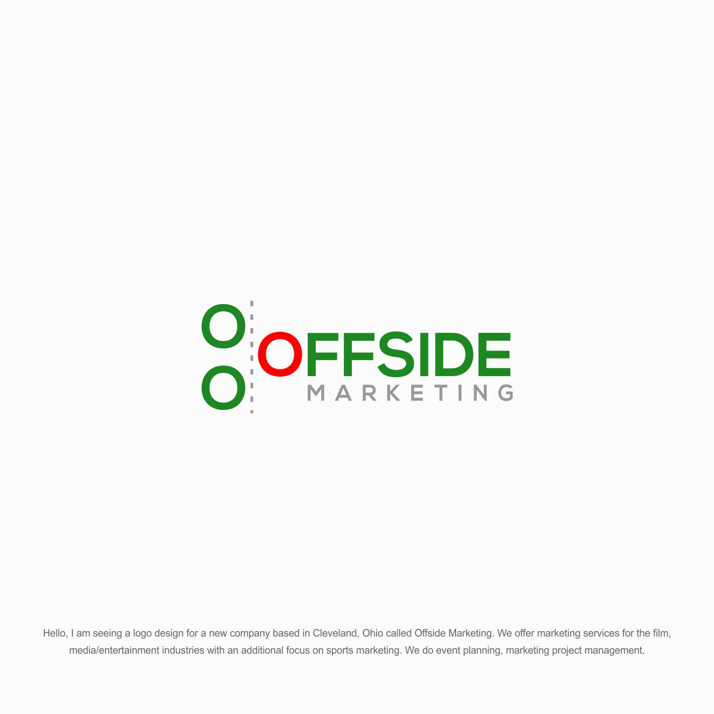 Masculine professional logo design for offside marketing by esolz logo design by esolz technologies for logo for my new company to use for magicingreecefo Images