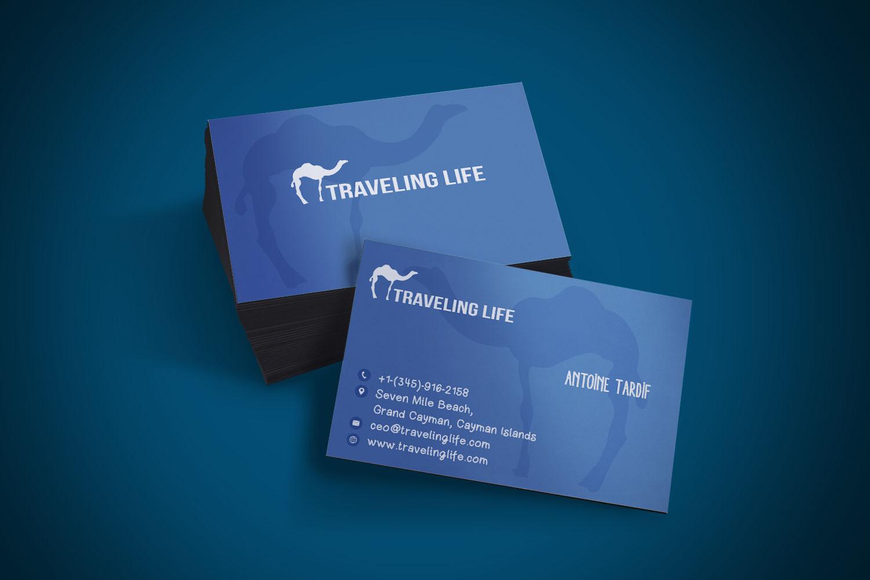 Modern, Professional, Travel Business Card Design for Go Marketing ...