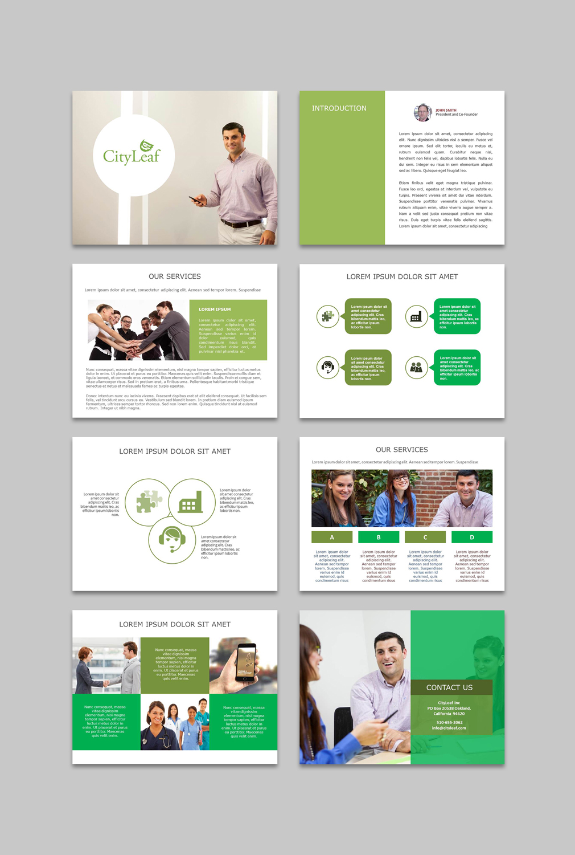 professional, upmarket powerpoint design for millennial venturing, Modern powerpoint