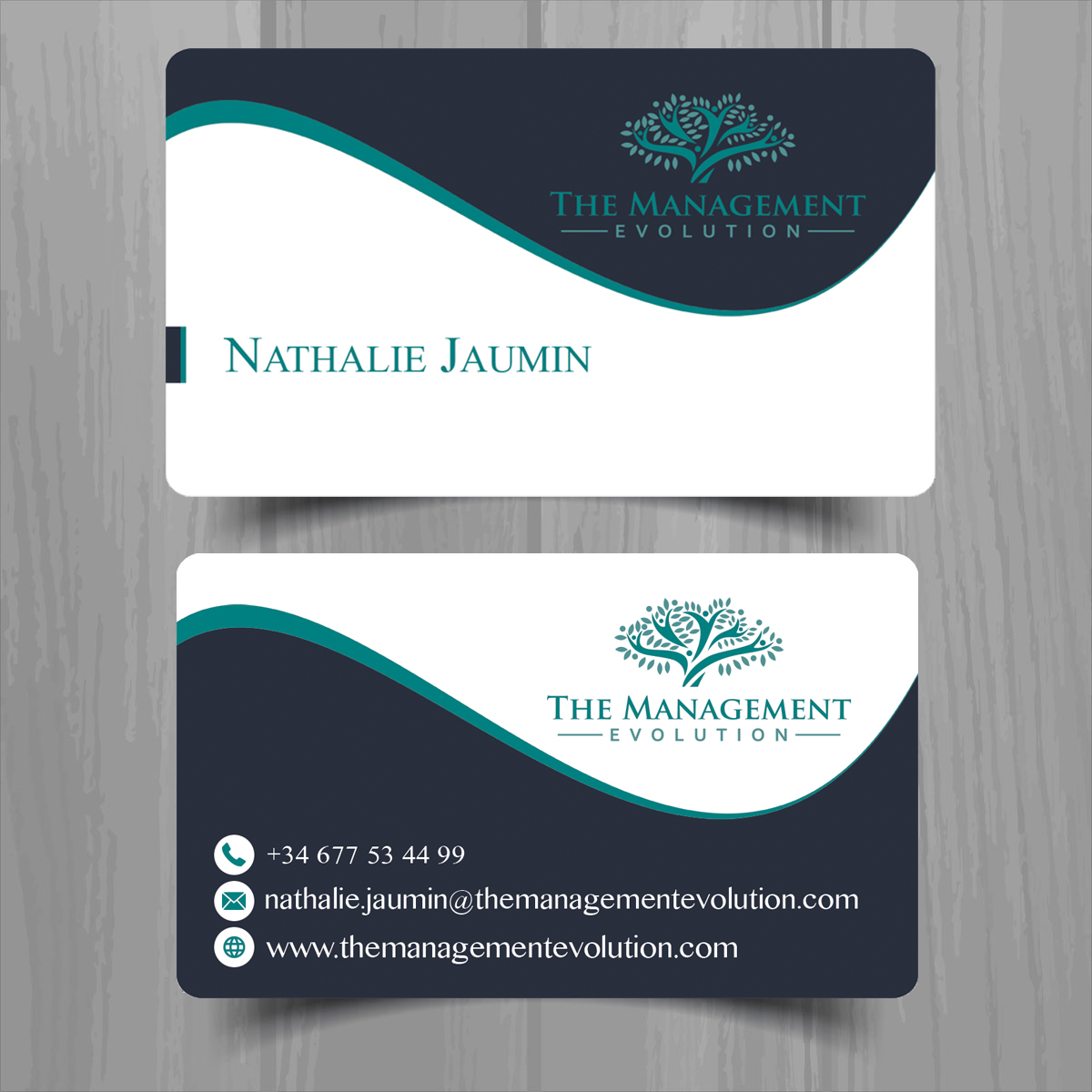 Design De Carte Visite Par Riyad Pour Training Tailor SL