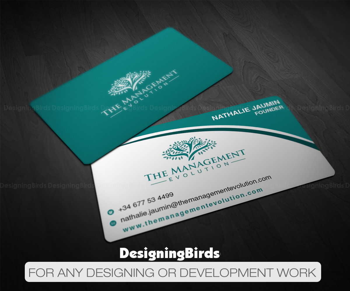 Design De Carte Visite Par Designing Birds Pour Training Tailor SL