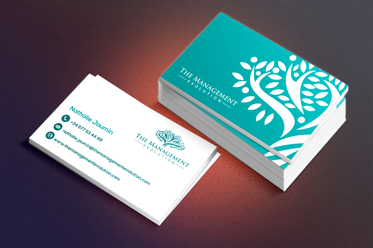Design De Carte Visite Par Mai Duyen Pour Training Tailor SL