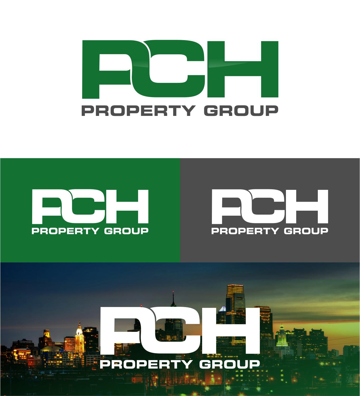 Elegant, Playful, Real Estate Logo Design for PCH Property