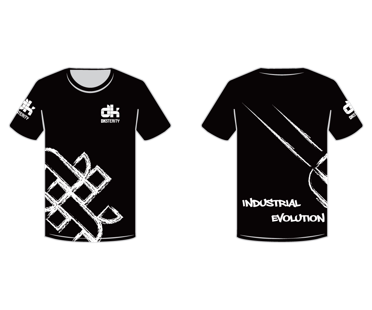 35 elegant modern industrial t shirt designs for a for Industrial design t shirt
