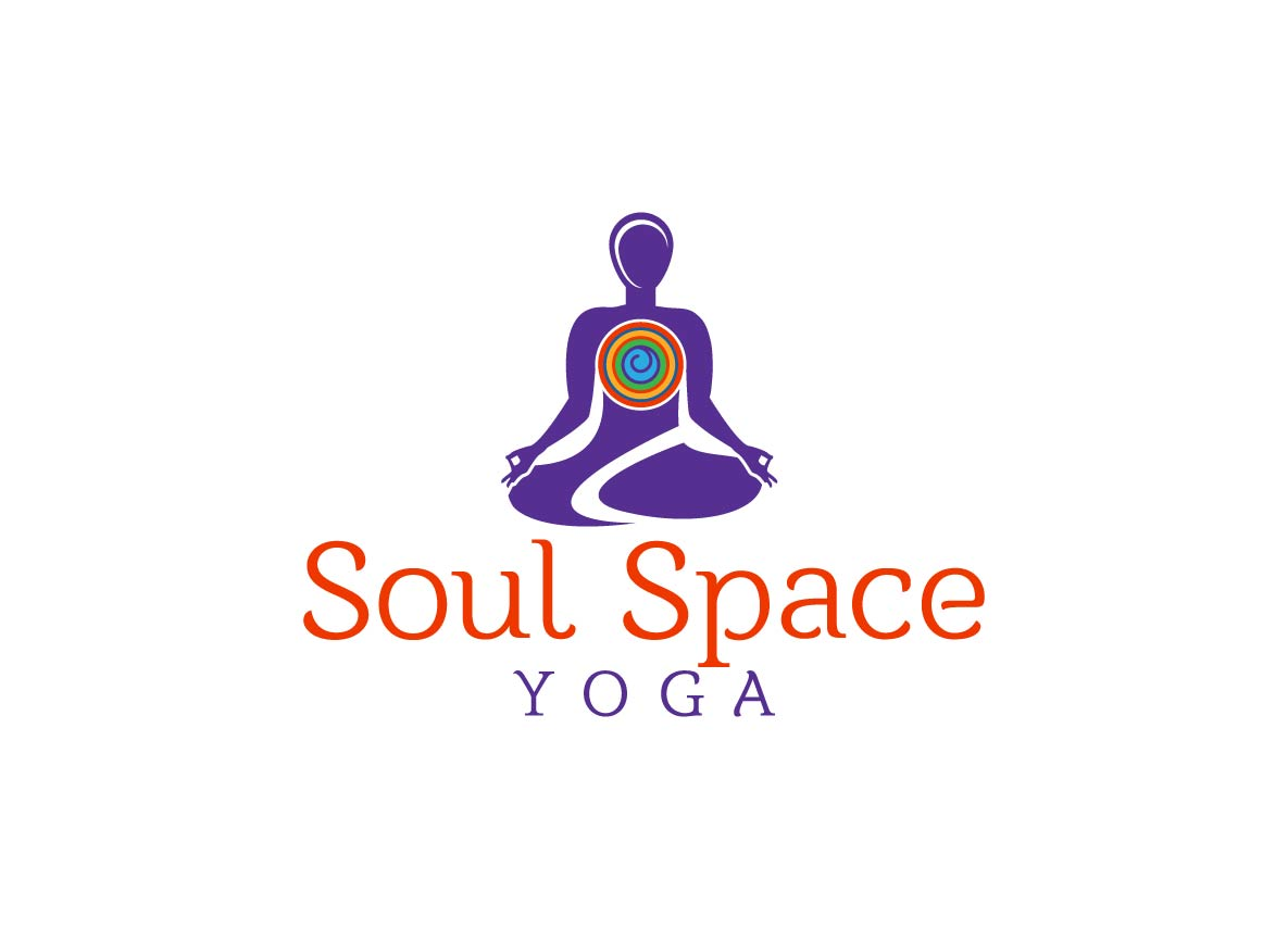 Logo Design for Soul Space Yoga by creative bugs | Design #14193178