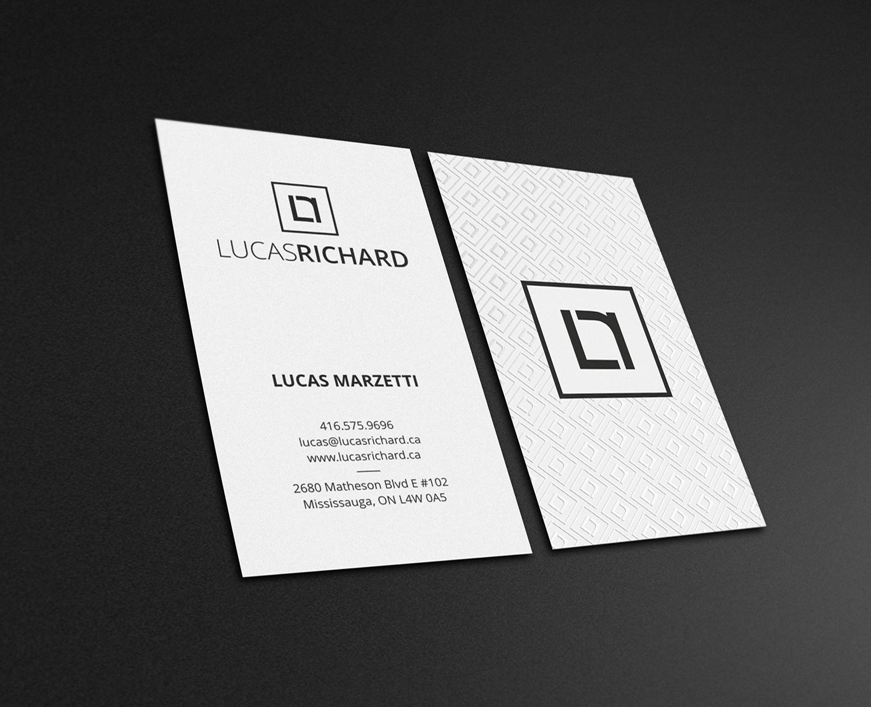 40 Serious Business Card Designs | Business Business Card Design ...