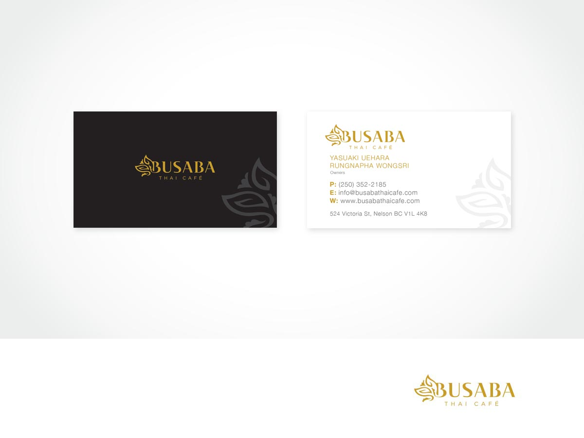 31 Serious Logo and Business Card Designs | Asian Restaurant Logo ...