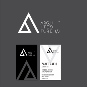 Logo Design By Fumbh.designs For Architecture One Eight Ltd | Design:  #14263518