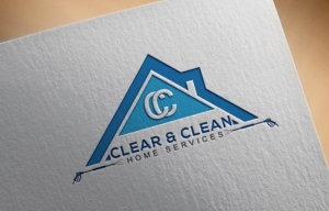 logo design job clear and clean home services house cleaning services winning design by