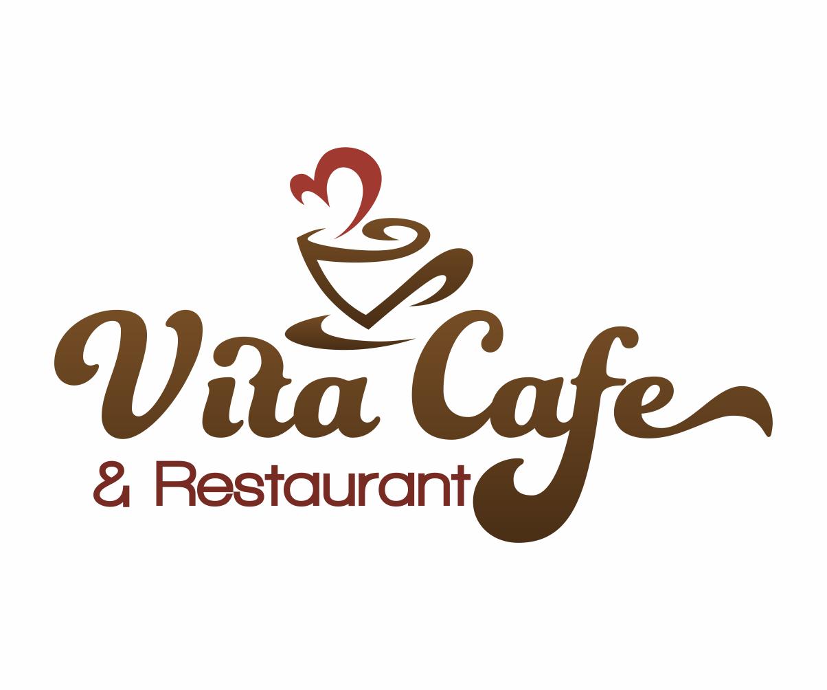 Cafe restaurant logo design pixshark images