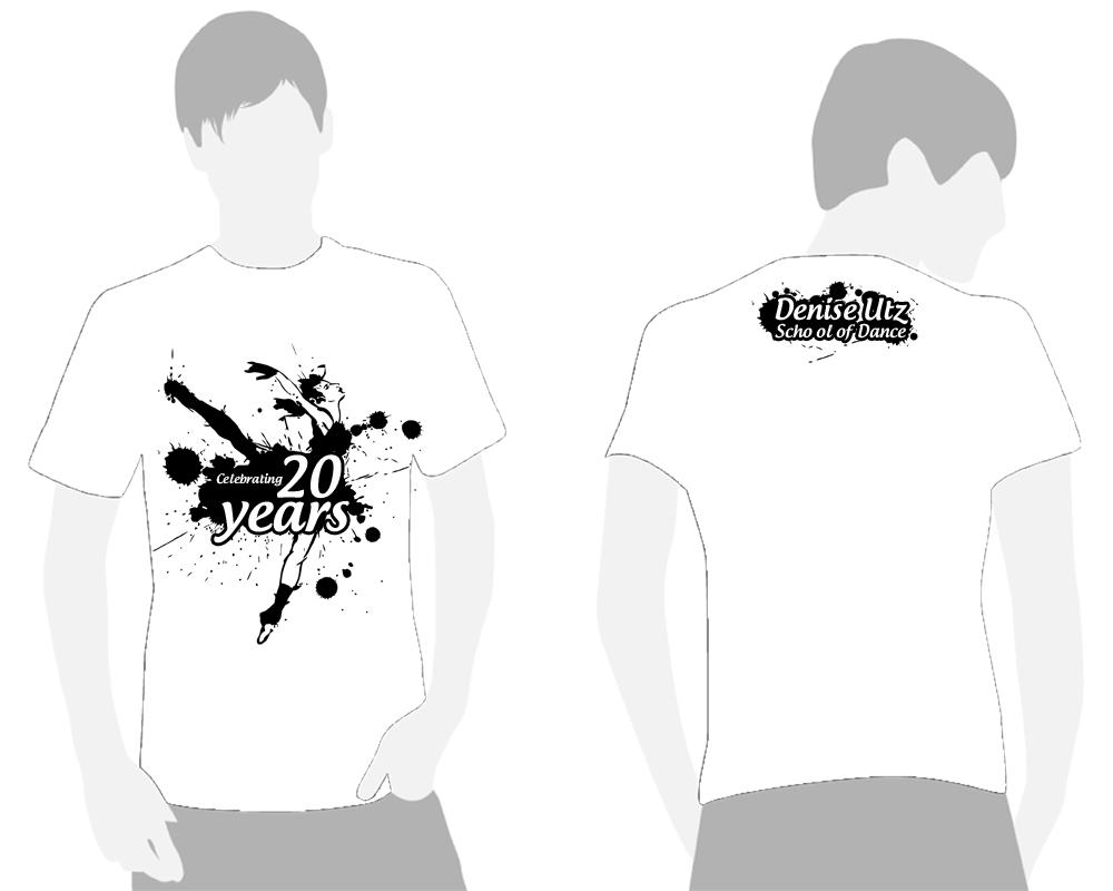 School t shirt design for a company by xidea design #2523770