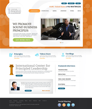 Wordpress Design #560786