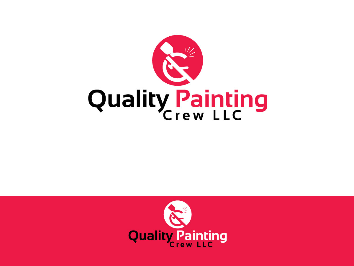 dcc114ab9 Modern, Professional, Painting Logo Design for Quality Painting Crew ...