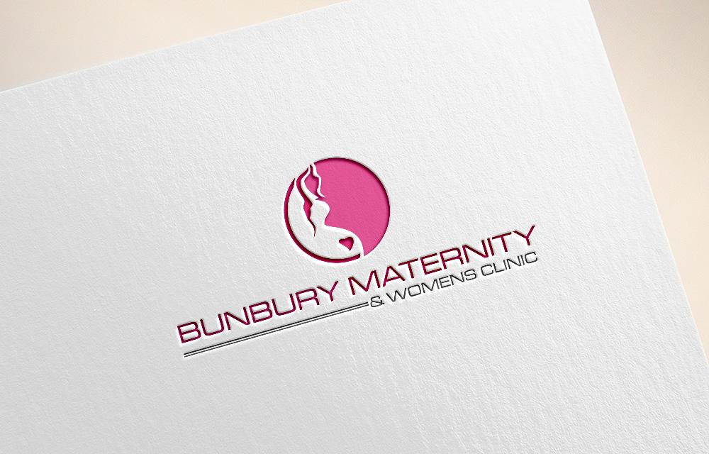 Upmarket Elegant Doctor Logo Design For Bunbury Maternity Womens Clinic By Abstraxt Design 14232792