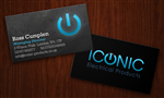 Business Card Design Contest Submission #35623