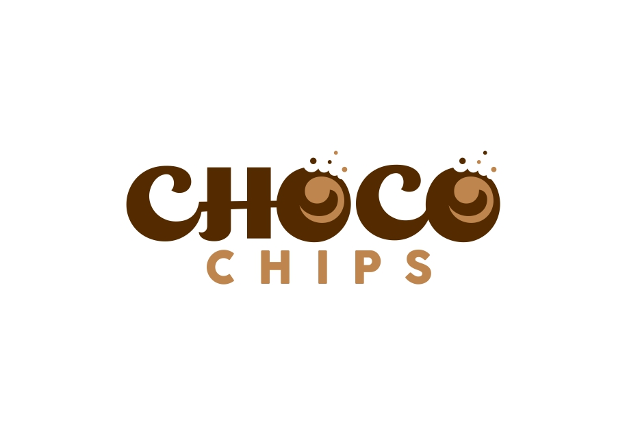 Modern, Serious, Bakery Logo Design for Choco Chips by