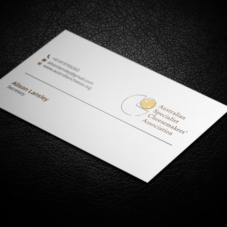 Modern, Elegant Business Card Design for Australian Specialist ...