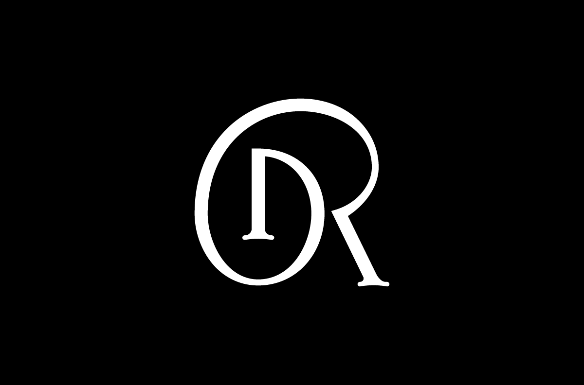 Professional upmarket logo design for adrian drayton by briliana logo design by briliana for rd logo 2017 r and d combined initials like something voltagebd Gallery