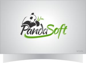 panda logo design