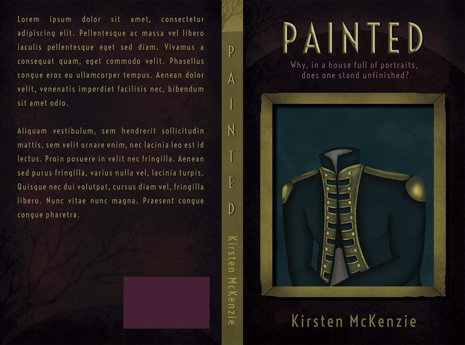 Serious, Professional, House Book Cover Design for a Company by