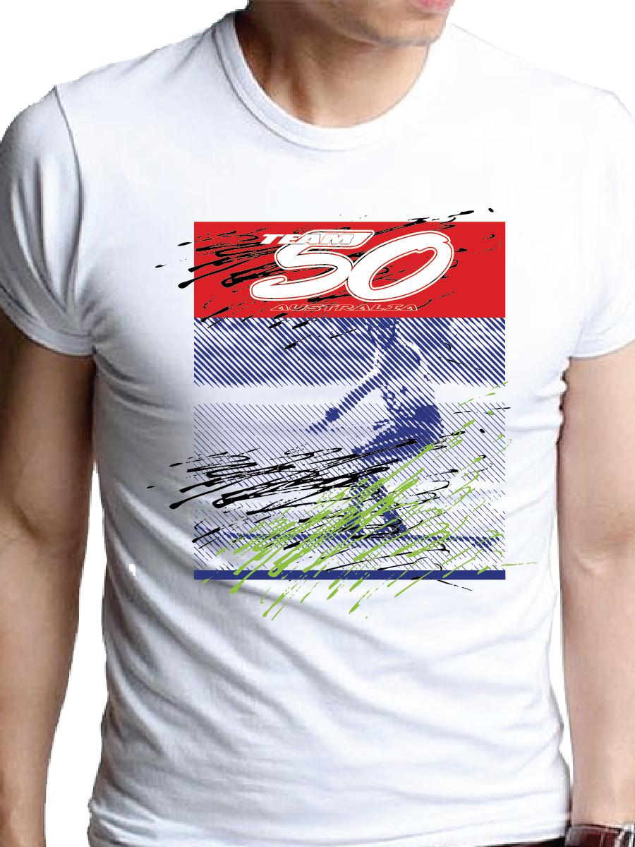 Work T Shirt Design For Contrast Printing By Sinaglahi Design