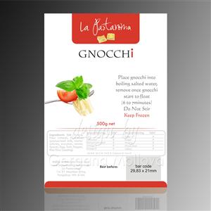 Label Design by Gergana  Mollova