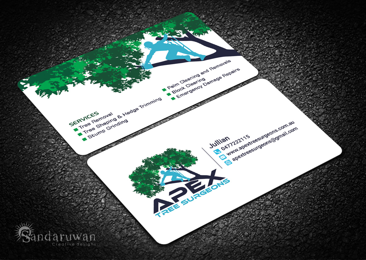 Apex Tree Surgeons By Sandaruwan