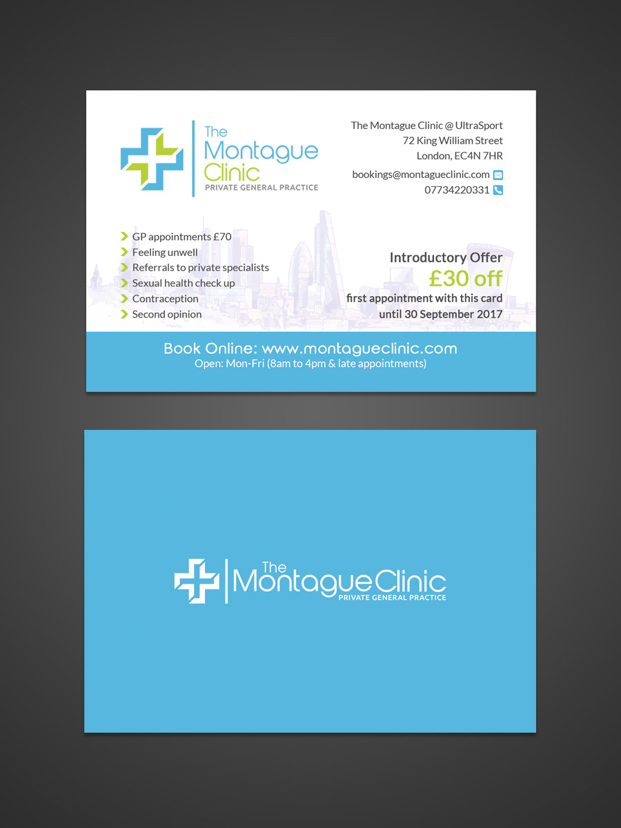 Upmarket, Modern Business Card Design for Om Banerjee by Sandaruwan ...