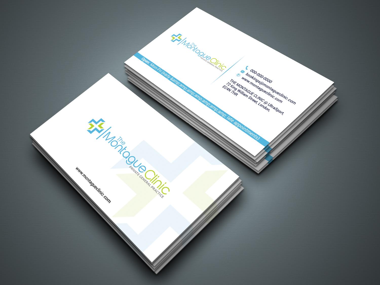 Upmarket, Modern Business Card Design for Om Banerjee by zahidrabby ...