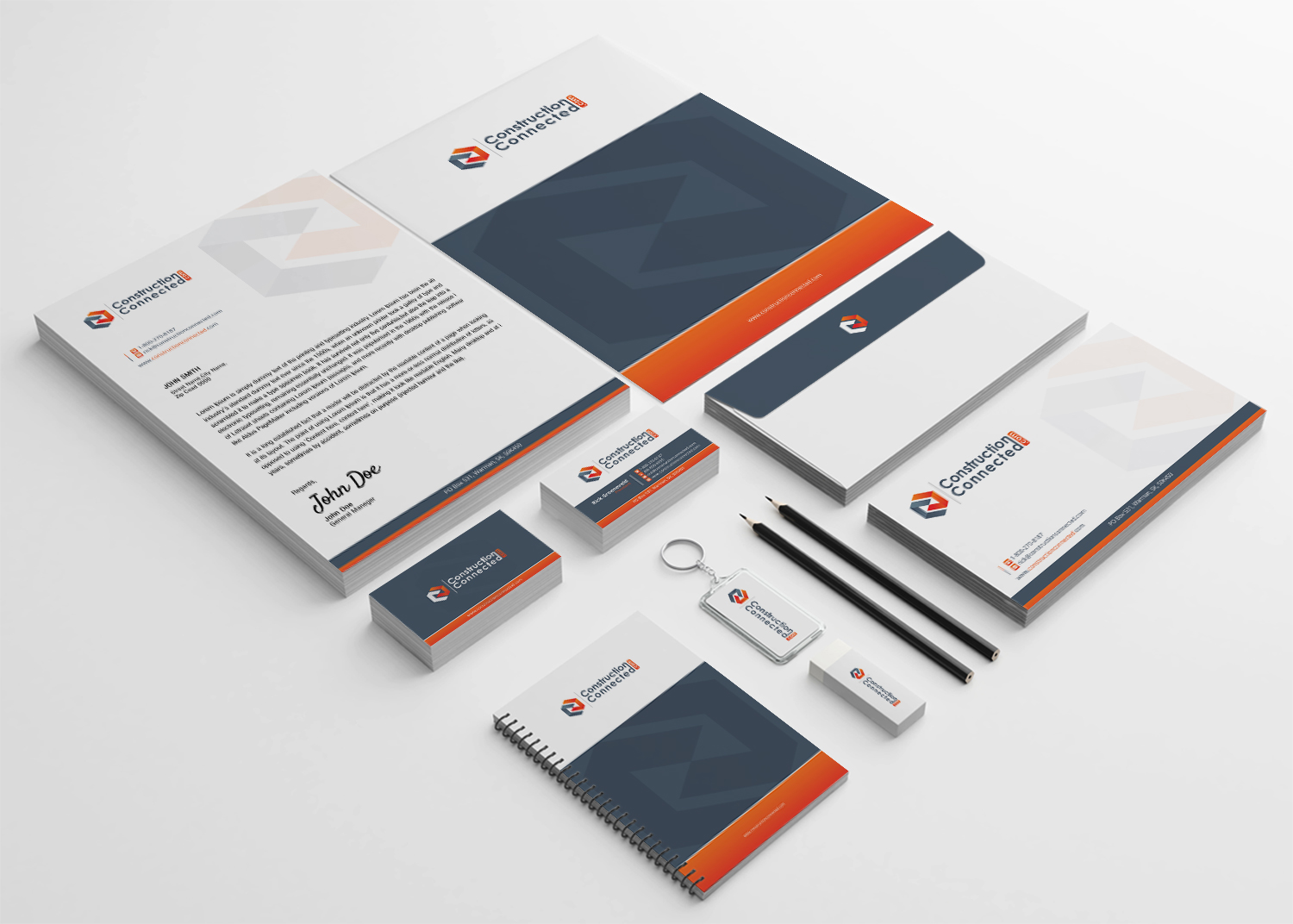 99 Bold Stationery Designs | Business Stationery Design Project for ...