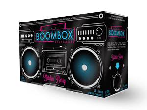 Packaging Design job – Boombox Beverages, Packaging Design Project – Winning design by rszucs