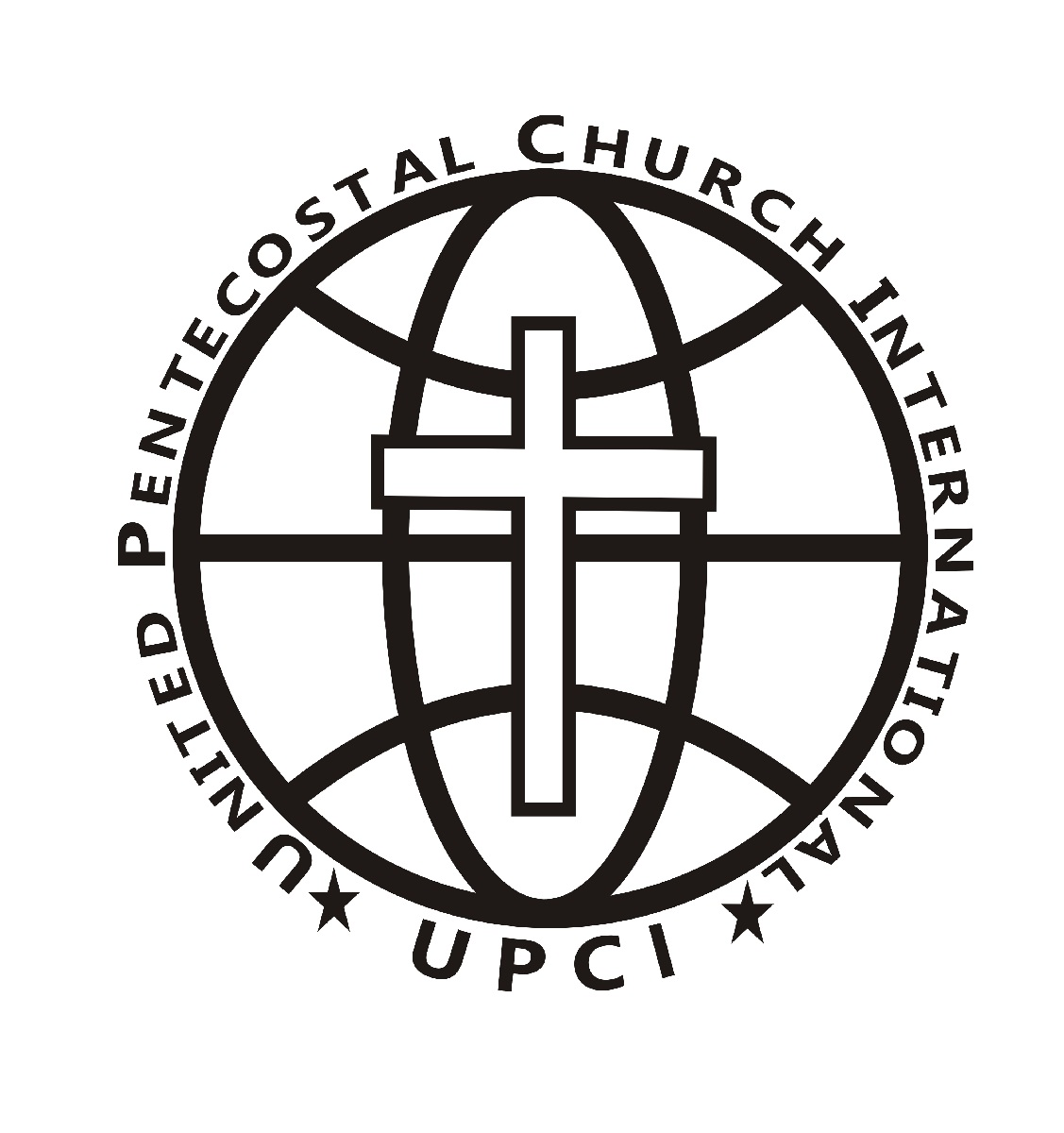conservative serious church logo design for united