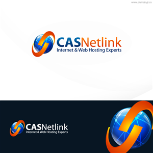 Logo Design job – Internet Service Provider Design Project – Winning design by damaky_jr