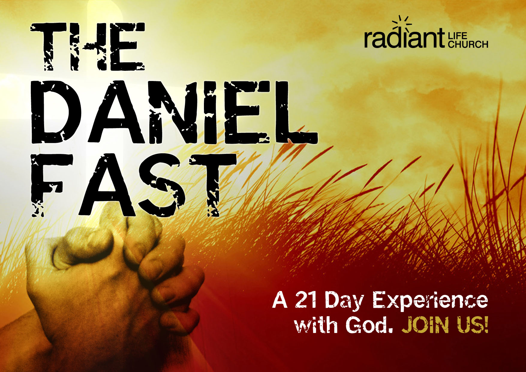 Advertisement Design job – advertisement for The Daniel Fast – Winning design by MOS Design