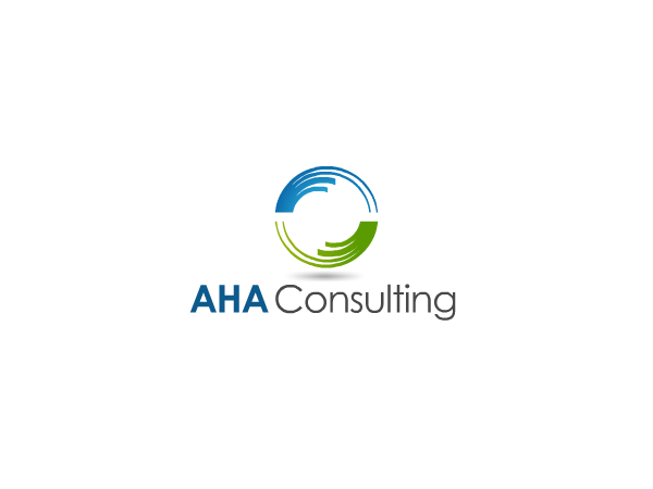 Modern professional government logo design for aha for Consulting logo