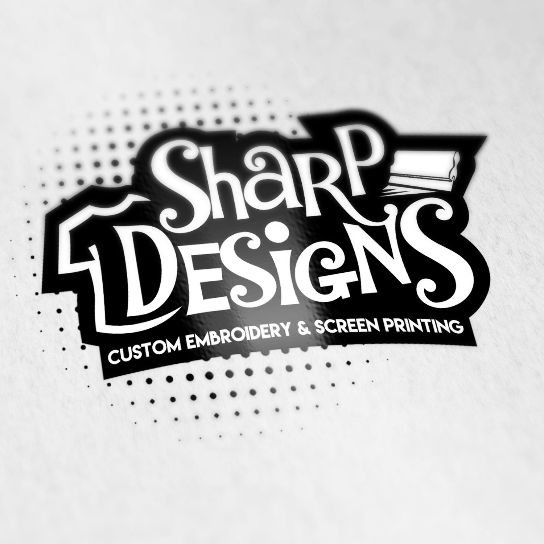 T Shirt Logo Design Embroidery Lauren Goss