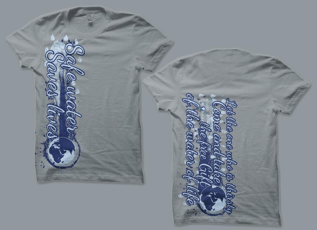 Modern Upmarket T Shirt Design For Marcia Baldridge By