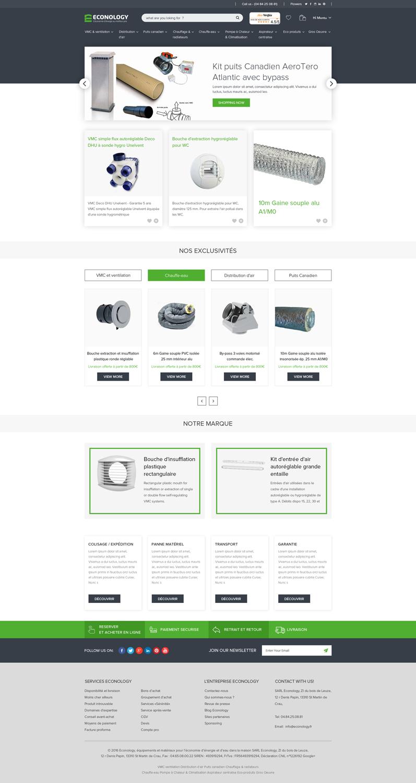 Maison En Bois Pour 100000 serious, modern web design for aqualdr 100 | design