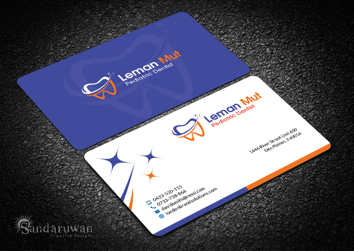 Business Card Design By Sandaruwan For This Project 14395449