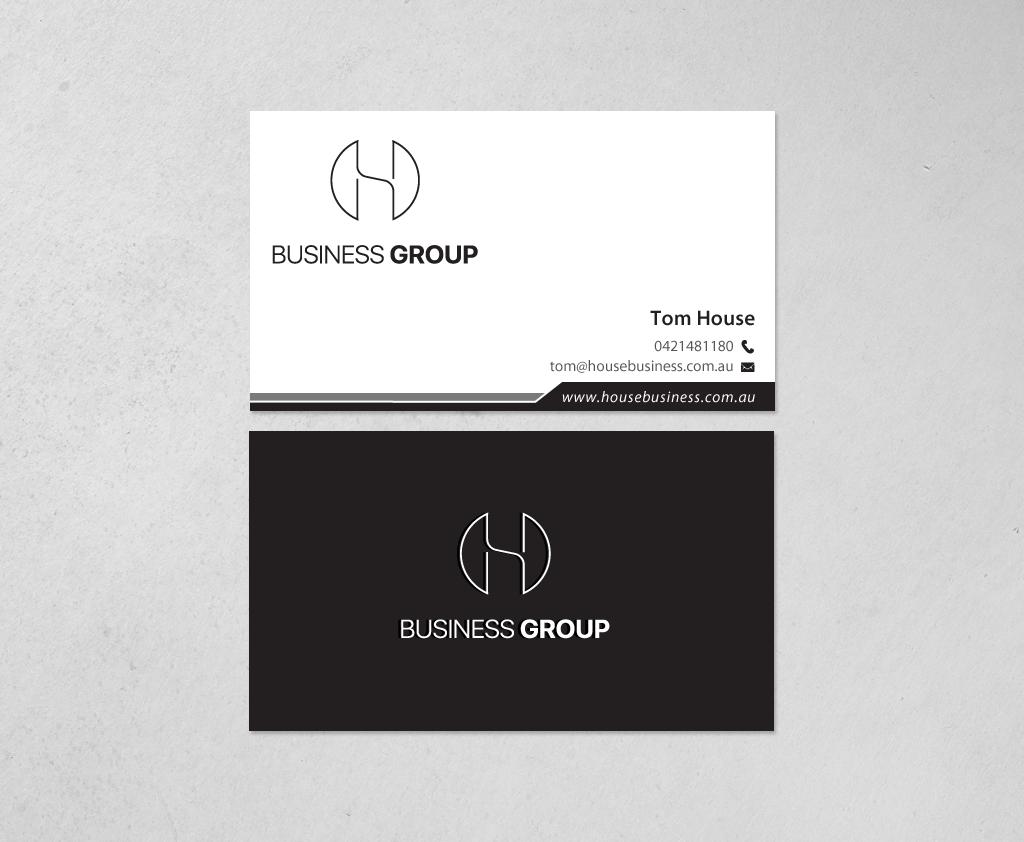 Upmarket, Modern, Business Business Card Design for Compare Invest ...