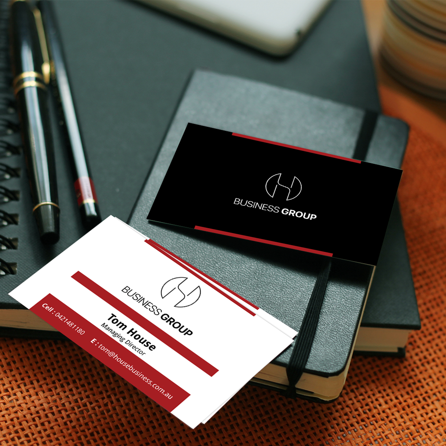 Upmarket, Modern Business Card Design for Compare Invest Pty Ltd by ...